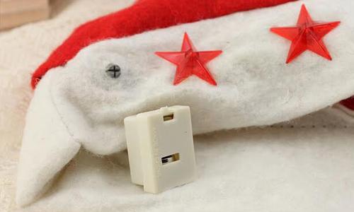 Kerstmuts Met Licht : Kerstmutsen goedkoop kopen kerstmutsen met led lichtjes