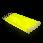 Glow stick, breaklight geel 6 Inch