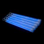 Glow stick, breaklight 6 inch blauw