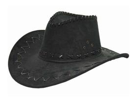 warte lederlook cowboy hoeden