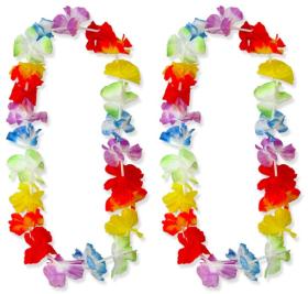 Hawaii kransen rainbow