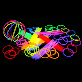 Glow sticks mix kleuren